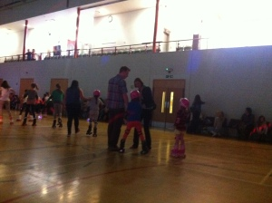 children roller disco