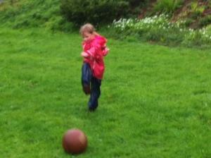 Eva footballing